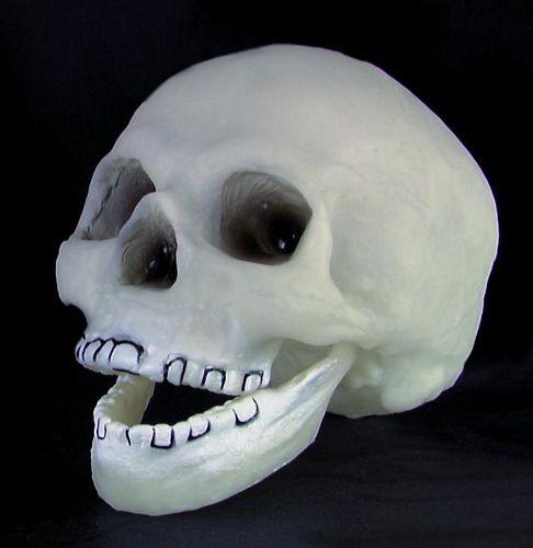 DECO POISTUNUT...TUOTE:::Skull UV-Active, discoland.fi