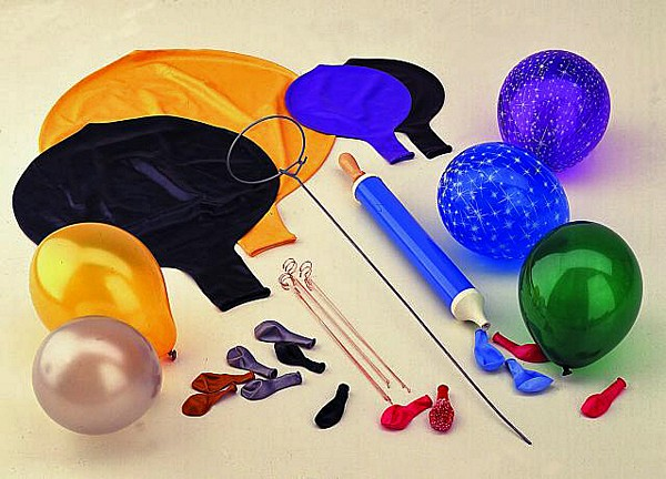 DECO Ilmapallo pussi 100 kpl 30cm palloja. Balloons standrd  yellow, ca.100cm, 100/Pack huom. ympärysmitta 100cm