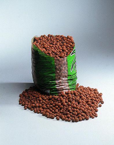 EUROPALMS Täyte ruukkuja varten, kun istutat keino kasveja Hydroculture substrat 10 l.bag