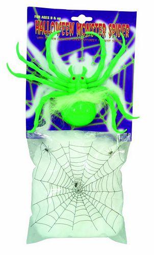 DECO Spider ca 20 cm, tuote loppu, discoland.fi