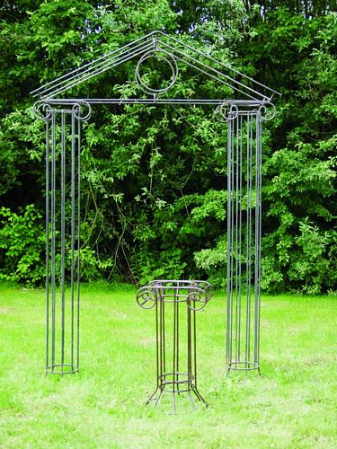 DECO Pantheon (metal roof for 2 stands) , discoland.fi