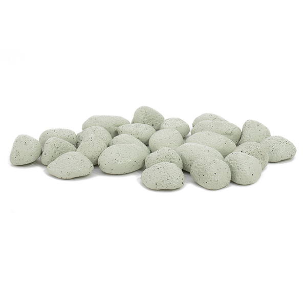 EUROPALMS Muovikivet 24kpl. Plastic rock LIGHT, grey, 24pcs. Effective accessoire for your decoration ideas
