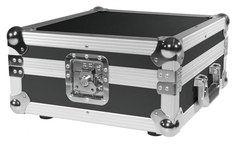 ROADINGER PRO CD-kuljetuslaatikko, huippukestävä ja suojaa levysi tyylillä, tässä boxissa kuljetat CD-levysi turvallisesti, 2kpl perhoslukkoa sekä 1kpl todella tukeva kantokahva, kolme osiota, johon mahtuu 80-100 CD- levyä. Mitat 460 x 420 x 225 mm sekä paino 5,6kg.