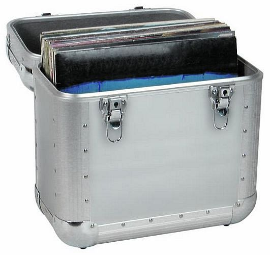 OMNITRONIC Record-case ALU BATTLE/BOOKING, rounded