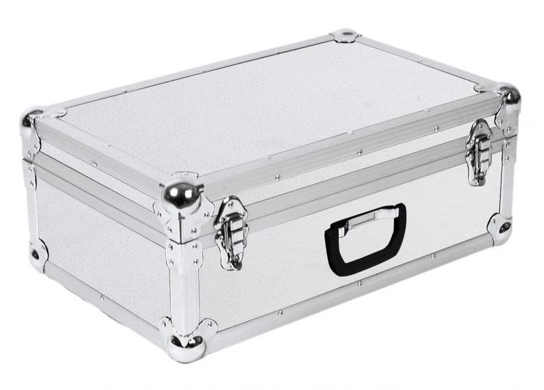 OMNITRONIC Kuljetuslaatikko työkalupakki yleismalli väri alumiini.