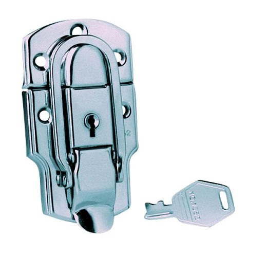 OMNITRONIC Spring lock, large 92x52 with, discoland.fi