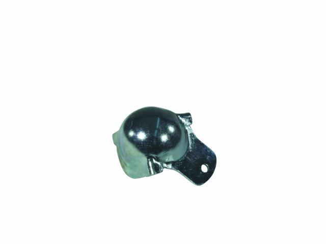 OMNITRONIC POISTUNUT TUOTE.........Steel ball corner, 2-leg, 48mm, 1 fixat