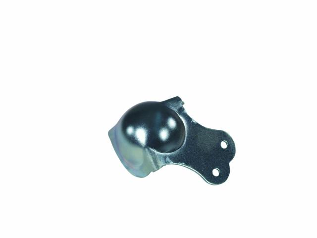 OMNITRONIC Steel ball corner 64mm, 2-leg