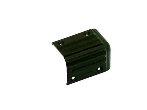 OMNITRONIC Plastik corner, 37x37x55mm, 2-legs (8pc), 8kpl