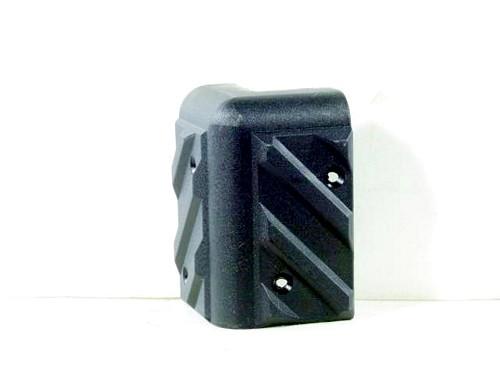 OMNITRONIC Plastic corner, 2-leg 83mm, stackable