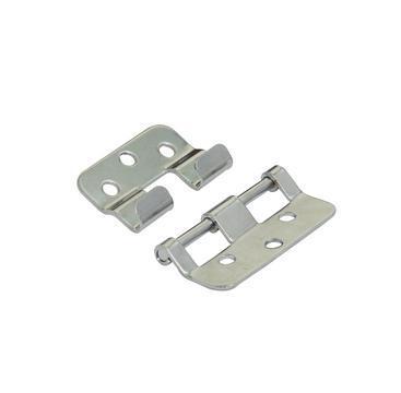 OMNITRONIC Heavy duty hook over hinge, zinc plated