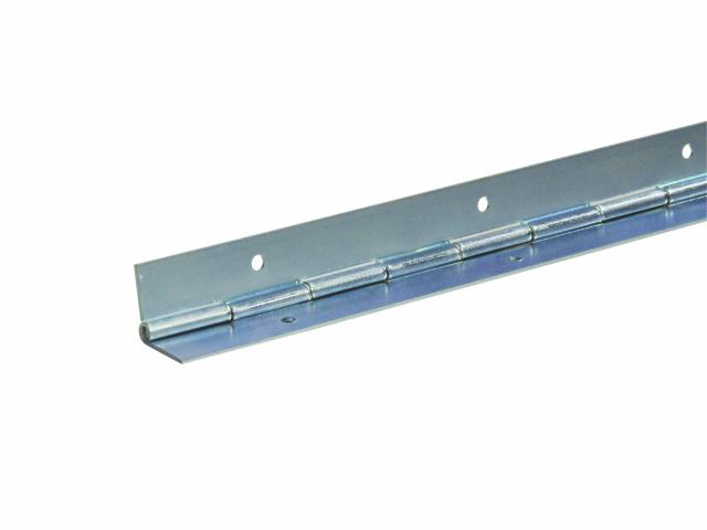 OMNITRONIC Loppu!!Piano hinge zinc plated, 38mm open, 183cm