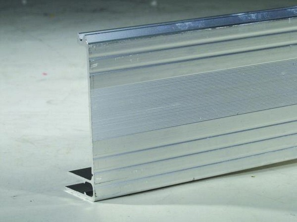OMNITRONIC Lid maker 30x72mm for 7mm panel pro, delivered in 2m pieces, price per 2 meter