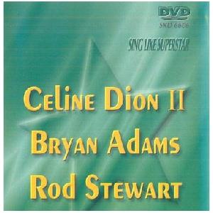 DVD SUPERSTAR KARAOKE Celine Dion II,   , discoland.fi