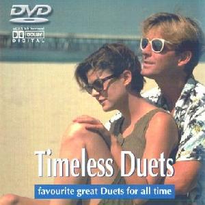 DVD MEGADISC Karaoke Timeless Duets , discoland.fi