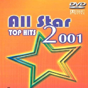 DVD MEGADISC Karaoke All Star 2001 Top H, discoland.fi