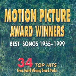 DVD MEGADISC Karaoke Motion Picture Award Winners - Best Songs