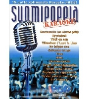 SUOMIPOP Suomipoppia Vol 1 karaoke DVD l, discoland.fi