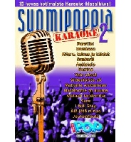 KARAOKE DVD Suomipoppia Vol.2, discoland.fi
