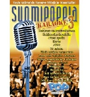 SUOMIPOP Suomipoppia Vol 3 karaoke DVD l, discoland.fi