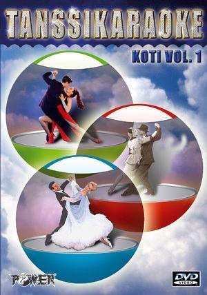 POWER Tanssikaraoke Vol 1 DVD karaoke le, discoland.fi