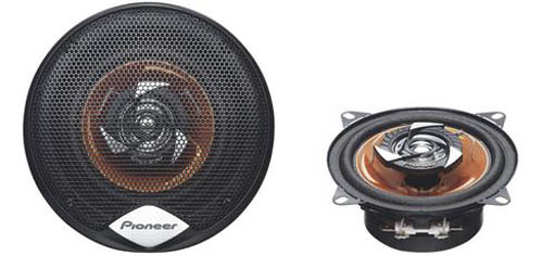 PIONEER TS-G1048. 2-way TS-G Series/ Universal Speakers