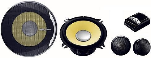 PIONEER TS-E136C, 2-way E-motion Series, discoland.fi