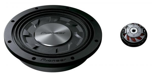 PIONEER TS-SW1241D 30 cm:n matalarunkoin, discoland.fi