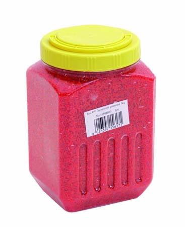 EUROLITE UV granulate red 1kg (TUOTE LOP, discoland.fi