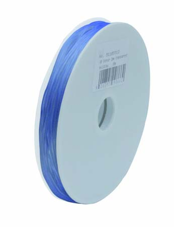 EUROLITE POISTUNUT... TUOTE...Fluorescent rope 2mm clear light blue 50m
