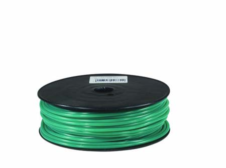 EUROLITE POISTUNUT... TUOTE...Fluorescent rope 4mm green 50m