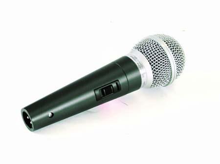 OMNITRONIC M-60 Dynaaminen mikrofoni, ka, discoland.fi