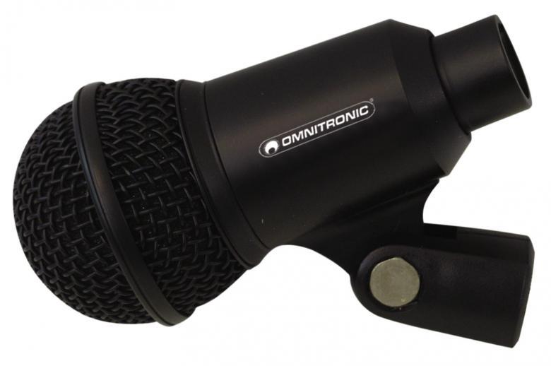 OMNITRONIC IM-550 Uni-directional instur, discoland.fi