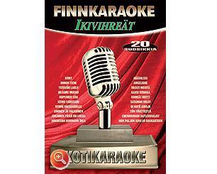 FINNKARAOKE 2. Ikivihreät kotikaraoke D, discoland.fi