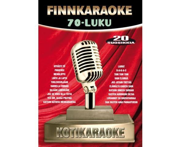 FINNKARAOKE 11. 70-luku (DVD), discoland.fi