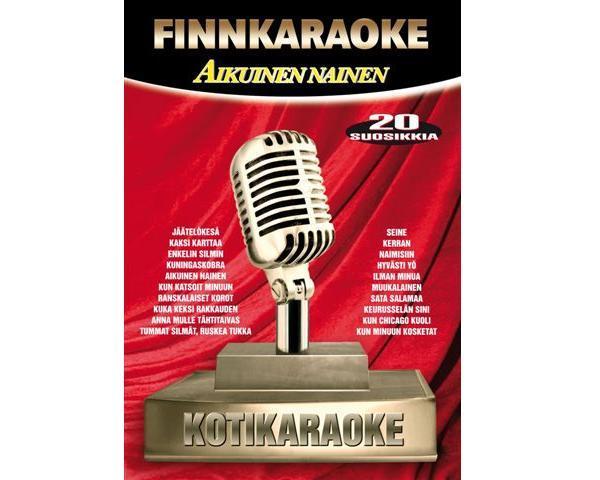 FINNKARAOKE 10. Aikuinen Nainen Karaoke(, discoland.fi