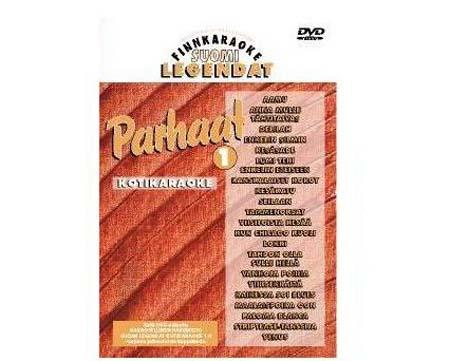 FINNKARAOKE 9. Parhaat 1 (DVD), discoland.fi