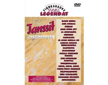 FINNKARAOKE 6. Tanssit (DVD), discoland.fi