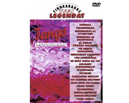 FINNKARAOKE 4. Tango (DVD)Tangon Satumaa, discoland.fi