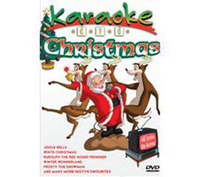 DVD MRA Christmas DVD KARAOKE, discoland.fi