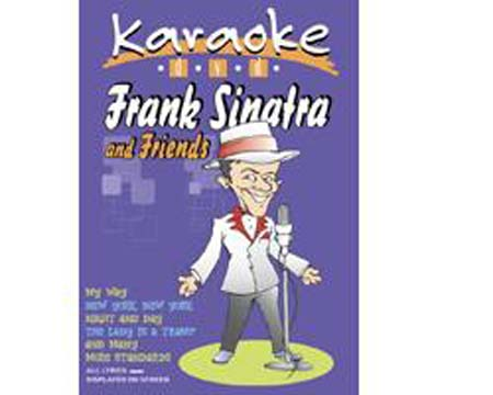 DVD MRA POISTUNUT...TUOTE...Frank Sinatra And Friends