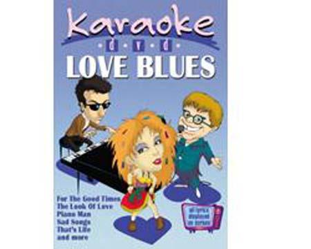 DVD MRA POISTUNUT...TUOTE...Love Blues, discoland.fi