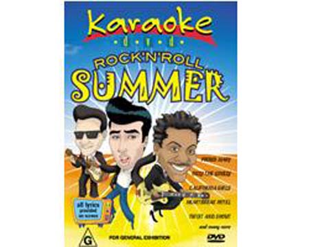 DVD MRA Rock´N´Roll Summer, HUOM..LOPP, discoland.fi