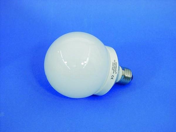 OMNILUX LED-lamppu globe 95mm green E27, discoland.fi