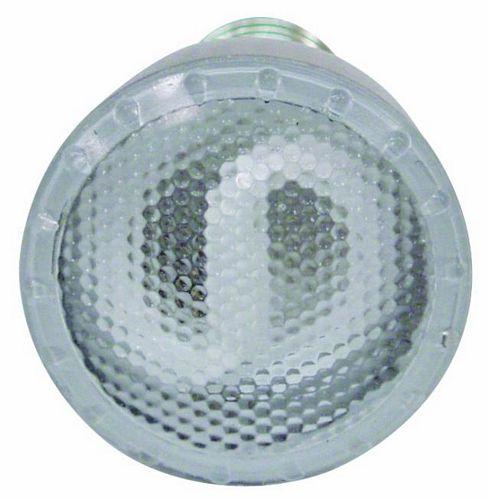 OMNILUX PAR-20 ES 230V/9W E-27 energiansäästö polttimo , 6400k, polttoikä 5000h. Soveltuu kaikiin E-27 kantaisiin lamppuihin.