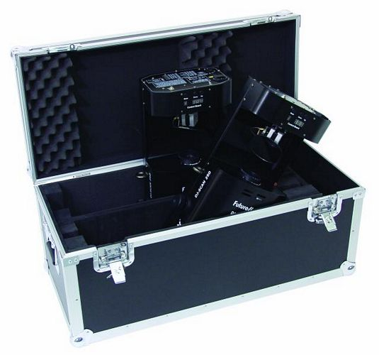 OMNITRONIC Kuljetuslaatikko DJ Scan 250,, discoland.fi
