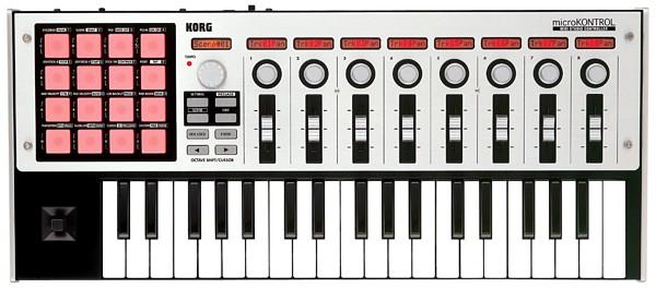 KORG MC-1, Micro KONTROL,  MIDI kosketti, discoland.fi