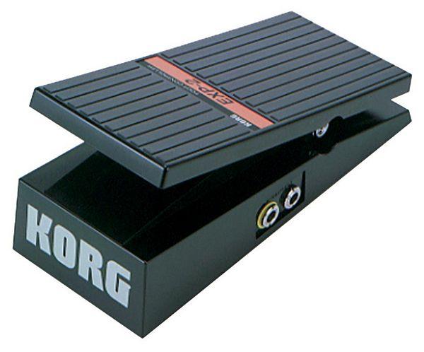 KORG EXP-2, voimakkuus/ expressiopedaali, discoland.fi
