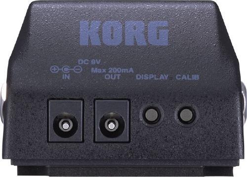KORG KORG PB-01 viritysmittari-pedaali