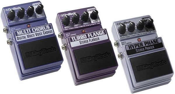 DIGITECH XTF Turbo Flanger